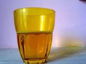 Il bicchiere mezzo vuoto o mezzopieno