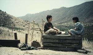 scena del film ''Terra di Eroi''