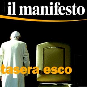 Il Papa si dimette, ma a pontificare sono intanti